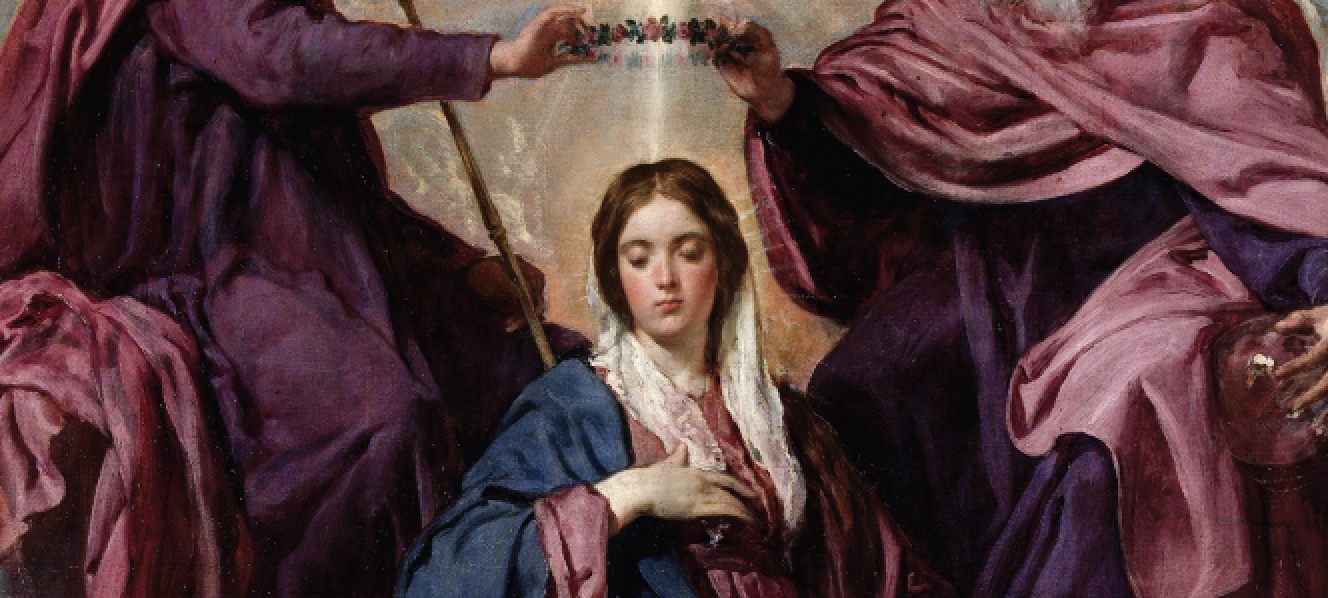 Full of Grace: Lessons of Womanhood From Our Blessed Mother – CFC